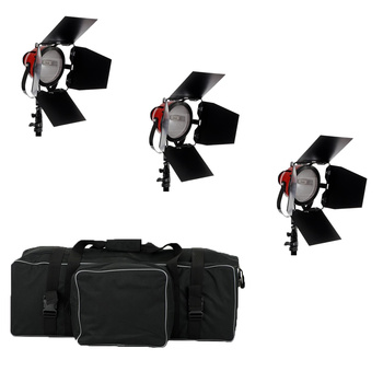 NICEFOTO Redhead Halogen Flood Light 800/800/800W |...