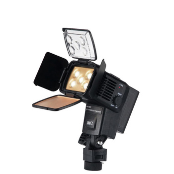 NICEFOTO NICEFOTO 5000EX LED On-Camera Video Light, 1600...