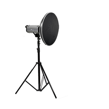 NICEFOTO K400 Flash Head Kit 400Ws + Beauty Dish  55cm +...