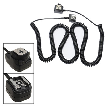 PHOTAREX E-TTL Flash Extension Cord for Canon Speedlights...