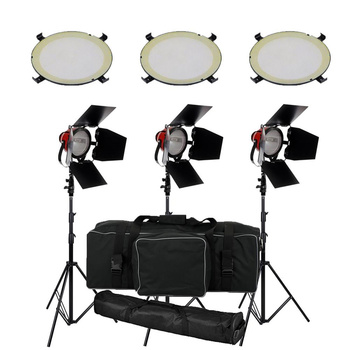 NICEFOTO Redhead Halogen Flood Light Tageslicht...
