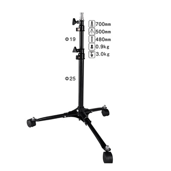 PHOTAREX Wheeled Background Stand