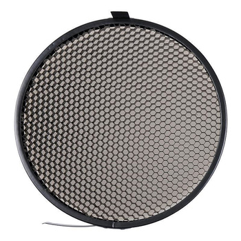 NICEFOTO Honeycomb Grid 4x4 mm for any 170 mm Standart...