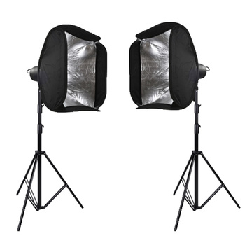 PHOTAREX G-804A Fluorescent Cool Lighting Kit (without...