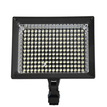 PHOTAREX LED Videoleuchte 187XA - 187 LED - 1250 Lux