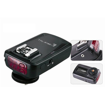 PHOTAREX E-TTL-316C - High Speed Receiver for Canon