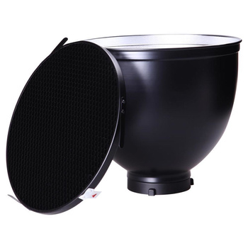NICEFOTO 65 Degree Long Focus Reflector with Bowens S...