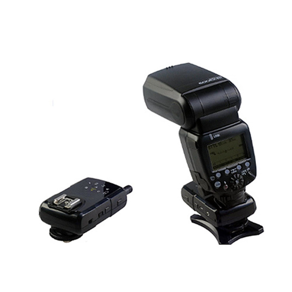 NICEFOTO WF-16 Speedlite, Flash Trigger and Camera Remote for Nikon and Canon