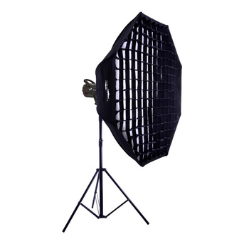 NICEFOTO Pro TB-600 Studioset 600Ws + Rapid Set-up...