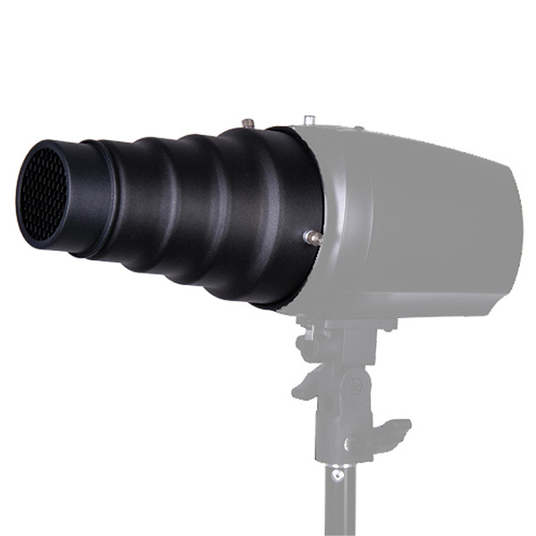 PHOTAREX SN-07 Spotvorsatz / Snoot - 98mm Anschluss