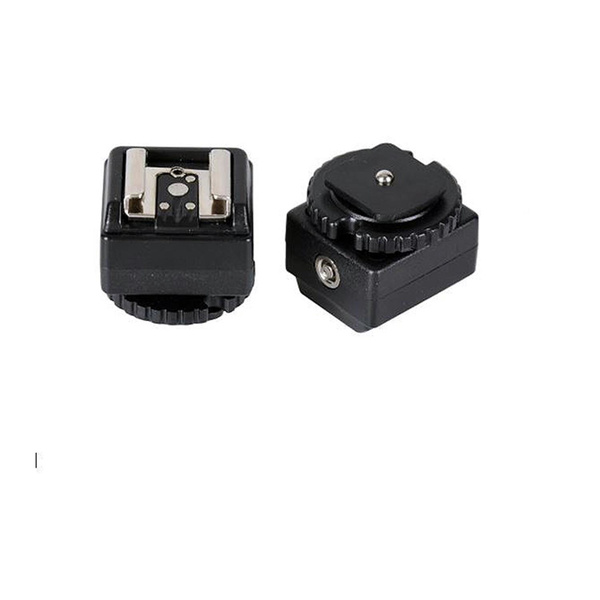 bdfcc3ba86 PHOTAREX C-N2 Hot Shoe Adapter - Converts Nikon Hot Shoe to Canon ...