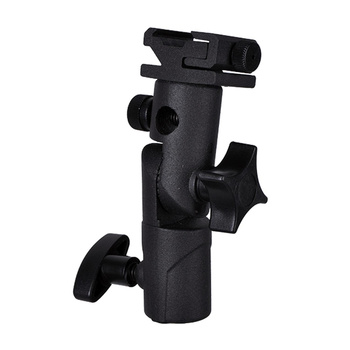 PHOTAREX Flash and Umbrella Bracket Type E