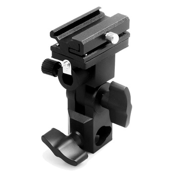 PHOTAREX Flash and Umbrella Bracket Type B