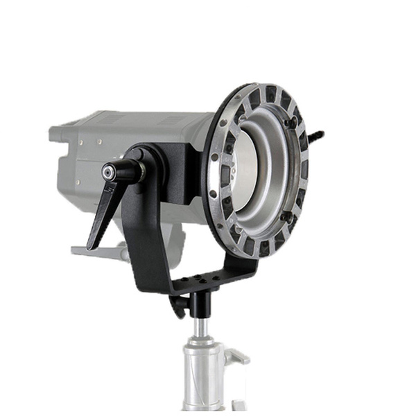 PHOTAREX Light-Focusing Mount with Bowens Mount for Parabol Softboxes