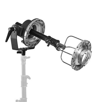 PHOTAREX l NICEFOTO Light-Focusing Mount for Deep Parabol...