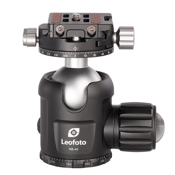 LEOFOTO NB-40 Ball Head | Load Capacity 25 kg