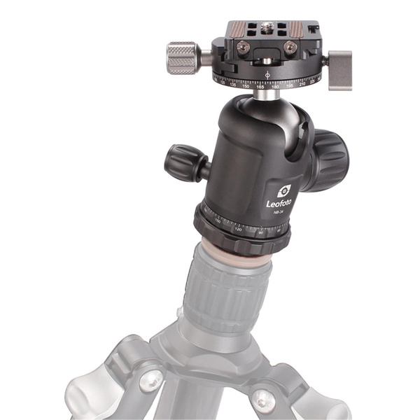 LEOFOTO NB-46 Ball Head | Load Capacity 30 kg