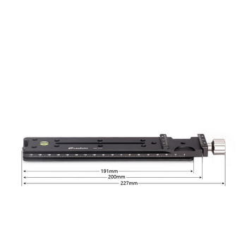 LEOFOTO NR-200 Nodal Rail 200 mm