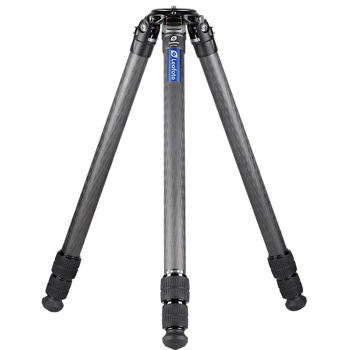 LEOFOTO Summit LM-363C Carbon-Tripod - Load capacity 35kg