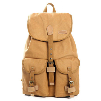 CADEN FOX-15 Camera Backpack - Canvas and Microfibre w/...