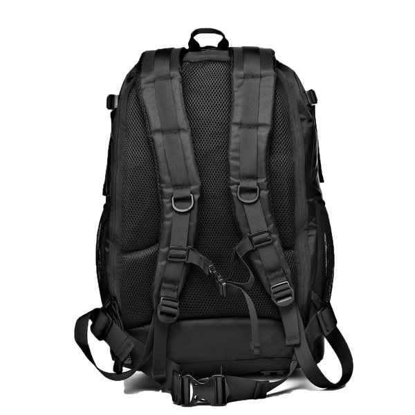 CADEN KAIMAN-7 Camera Backpack w/ Rain Cover - black - theft-proof