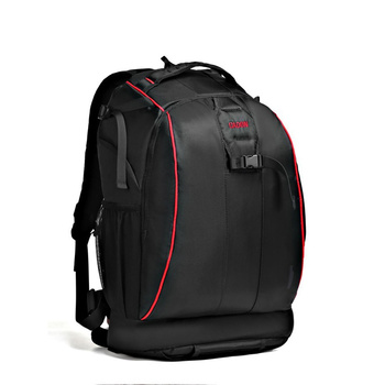CADEN KAIMAN-7 Camera Backpack w/ Rain Cover - black -...