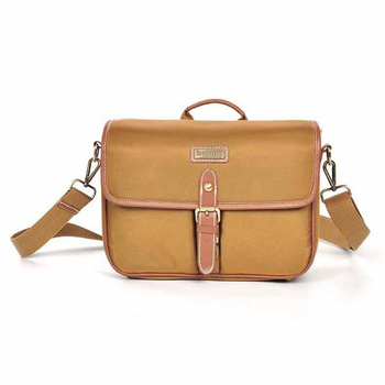 CADEN VICTORY-02 Camera Bag | khaki / brown