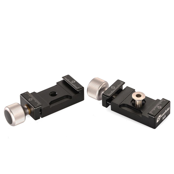 LEOFOTO DC-25 Quick Release Clamp + TY-C10 Plate