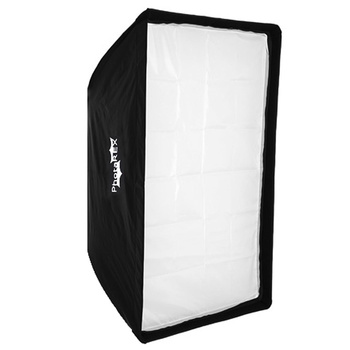 PHOTAREX Softbox 50x70cm for Flash Heads with 98mm...