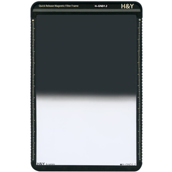H&Y Filters K-Series 100 x 150mm Hard-Edge Graduated 1.2...