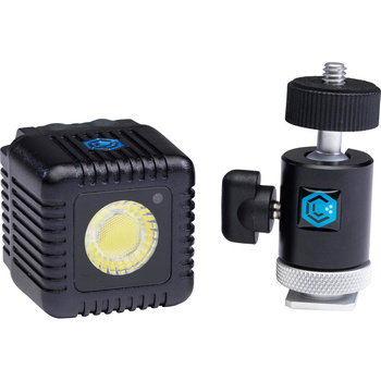 Lume Cube AIR LED Light with Hot Shoe Mount Kit