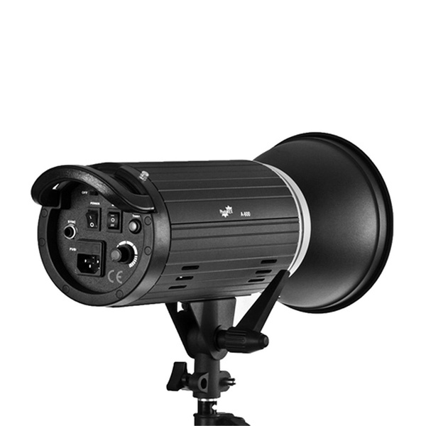 NICEFOTO A400 Flash Head 400Ws with Bowens S-Type Mount