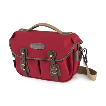 Billingham Hadley Small Pro Fototasche Burgundy/Chocolate