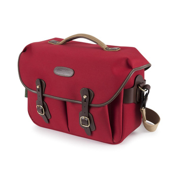 Billingham Fototasche Hadley One Burgundy/Chocolate