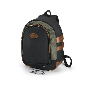 Billingham 25 Fotoruck Black/Tan