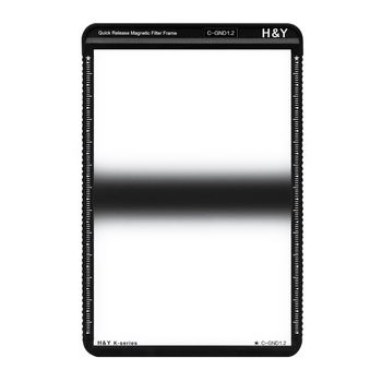 H&Y K Series MRC CENTRE GND Square Filter 1.2 / 4-stop