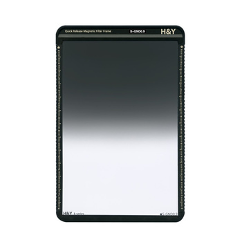 H&Y K Series MRC SOFT GND Square Filter 0.9 / 3-stop