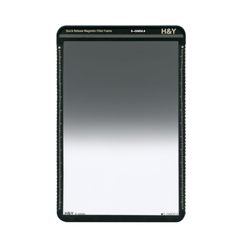 H&Y K Series MRC SOFT GND Square Filter 0.6 / 2-stop