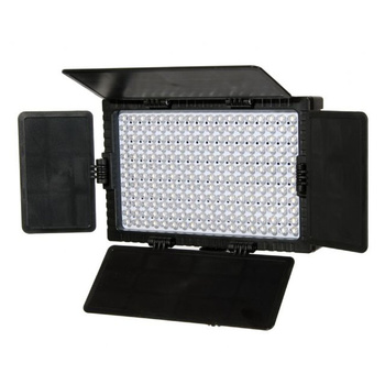 FALCON EYES DV-216VC-K2 Bi-Color LED Leuchte inkl. Akku,...