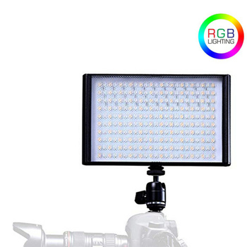 FALCON EYES T8 RGB Bi-Color LED Kamera Leuchten-Set inkl....
