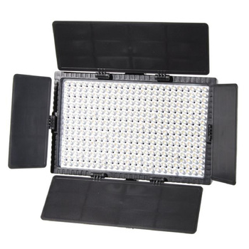 FALCON EYES DV-384CT-K2 Bi-Color LED Leuchte inkl. Akku,...