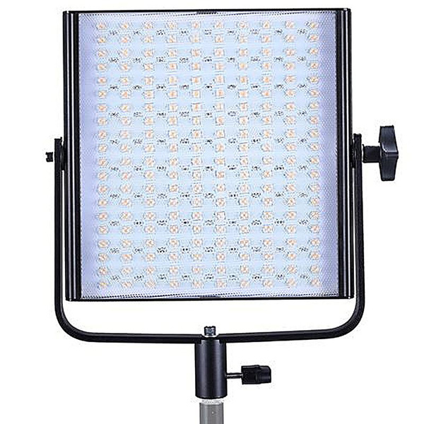 FALCON EYES T10 Bi-Color LED Leuchte, dimmbar, 30 x 27 x 4,5 cm, 40W