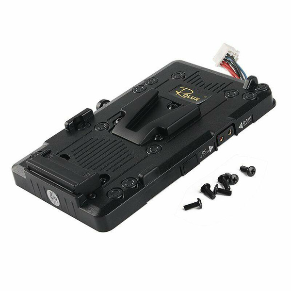 ROLUX V-Mount Akkuhalter RL-BMG Battery Plate für Black Magic URSA