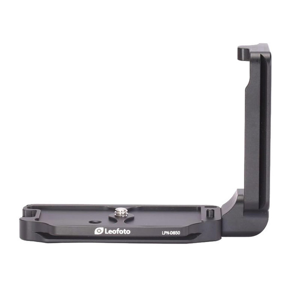 LEOFOTO L-Bracket for Nikon D850 - LN-D850N