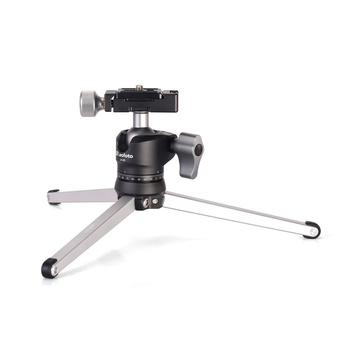 LEOFOTO Pocket Mini Tripod MT-01 + Ball Head LH-25
