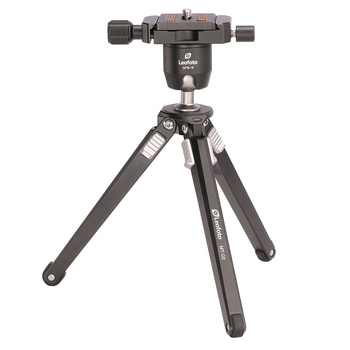 LEOFOTO Pocket Mini Tripod MT-02 + Ballhead MTB-19