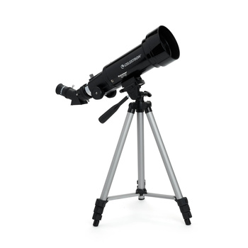 CELESTRON Travel Scope AZ 70 Refraktor Teleskop 70/400mm...