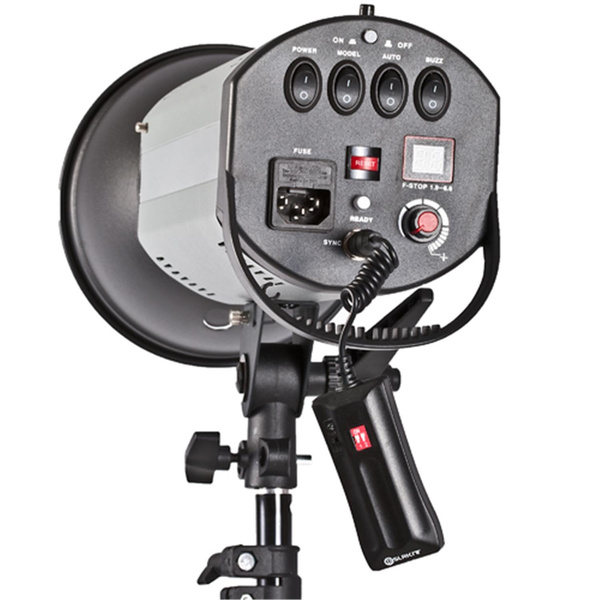 PHOTAREX DC-16 16-Channel wireless Flash Trigger - Kit with 2 Receiver