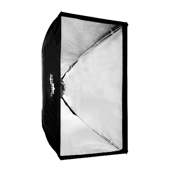 PHOTAREX K300 Flash Head Kit 300Ws + Softbox 80x120cm