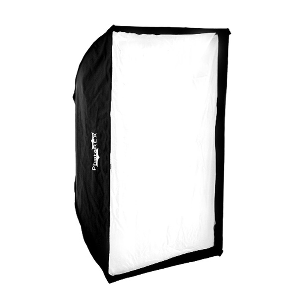 PHOTAREX K400 Studioset 400Ws + Rapid Set-up Softbox 70x100cm